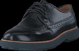 Clarks - Modur Limit Black Leather