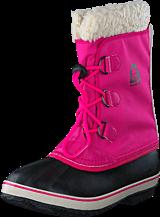 Sorel - Yoot Pac Nylon Youth 627 Haute Pink