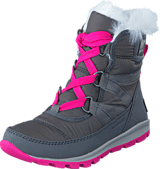 Sorel - Youth Whitney Short Lace 052 Quarry Pink Ice