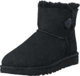 UGG Australia - Mini Bailey Button II Black