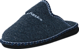 Hush Puppies - Felt Slipper 4901 Navy