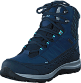 Salomon - Kaïna Mid GTX® Blue/Slateblue/Bubble Blue