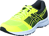 Asics - Patriot 8 Safety Yellow/black/white