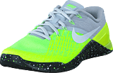 Nike - Metcon 3 Training Pure Platinum/black/volt/Green
