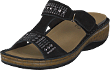 Emma - 444-1061 Comfort Sock Black