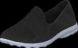 Duffy - 86-22376 Comfort Sock Black