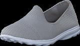 Duffy - 86-22376 Comfort Sock Grey