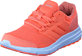 adidas Sport Performance - Galaxy 4 W Chalk Coral/Trace Orange S18