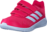 adidas Sport Performance - Altarun Cf K Real Pink/Ftwr Wht/Vivid Berry