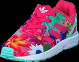 adidas Originals - Zx Flux El I Real Pink S18/Ftwr White
