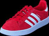adidas Originals - Campus W Ray Red F16/Ftwr White