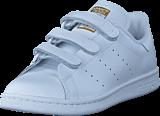adidas Originals - Stan Smith Cf Ftwr White/Ftwr White/Gold Met