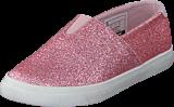Hummel - Slip-on Ballerina Glitter Jr Foxglove