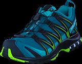 Salomon - XA Pro 3D GTX® W Deep Lake/Black/Lime Green
