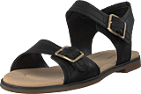 Clarks - Bay Primrose Black Leather