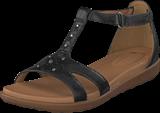 Clarks - Un Reisel Black Leather
