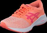Asics - Roadhawk Ff Gs Begonia Pink/pink Glo/white