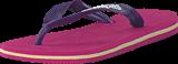Havaianas - Kids Brasil Logo Raspberry Rose/new Purple