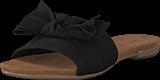 Bianco - Cute Bow Slipper Black