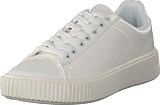 Bianco - Laced Up Sneaker White