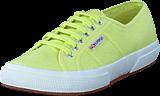 Superga - 2750-cotu Classic Lime