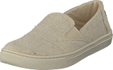 Toms - Luca Youth Natural Metallic Jute