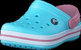 Crocs - Crocband Clog K Ice Blue/white