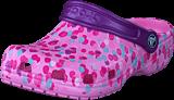 Crocs - Classic Graphic Clog K Carnation