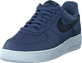 Nike - Air Force 1 '07 Light Carbon/black-summit Wh.