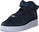 Nike - Air Force 1 Mid '07 Obsidian/obsidian-white
