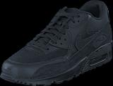 Nike - Men's Nike Air Max 90 Premium Black/black