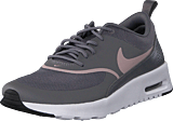 Nike - Wmns Nike Air Max Thea Gunsmoke/particle Rose-black
