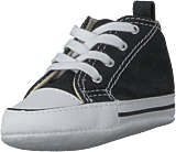 Converse - Chuck Taylor First Star - Hi Black