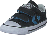 Converse - Star Player 2v - Ox Black/aegean Storm/white