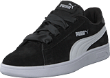 Puma - Puma Smash V2 Ribbon Jr Black/white