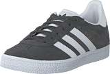adidas Originals - Gazelle C Dgsogr/ftwwht/goldmt