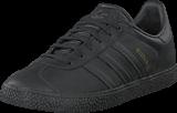 adidas Originals - Gazelle J Cblack/cblack/cblack